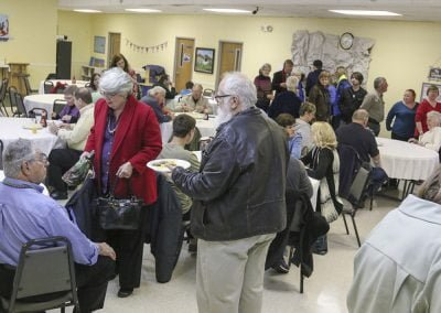 Shrove Tuesday photo from St. Martin-in-the-Fields Episcopal Church