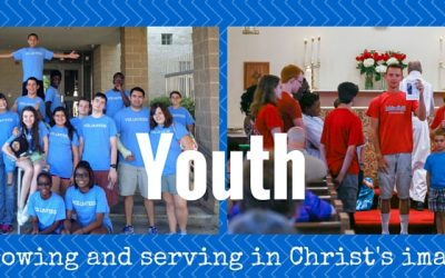 Youth Group (Episcopal Youth Community or EYC)