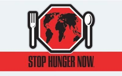 Stop Hunger Now – the food we packed went to Haiti!