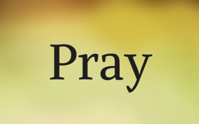 Prayers for the victims of the Orlando shooting