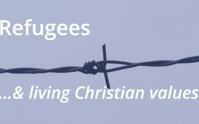 St. Martin's and refugees – living Christian values