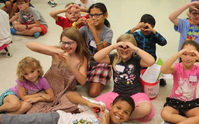 August Sunday School for Kids