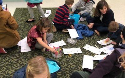 Sunday School news for February