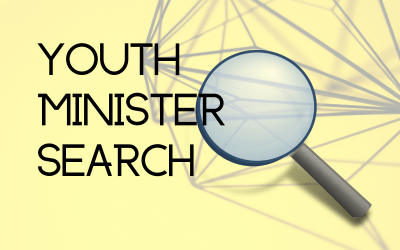 Search Committee for new Youth Minister announced
