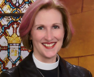 Q&A session with Rev. Canon Janet Waggoner