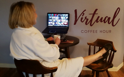 Join us for Virtual Coffee Hour