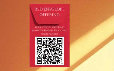 Red Envelope Offering for 4Saints
