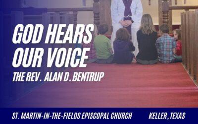 God Hears Our Voice